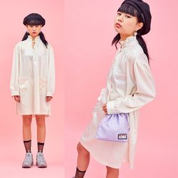 19SP Frill OPS (IVORY)