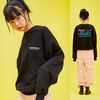 19SP Sweat Shirt (BLACK)