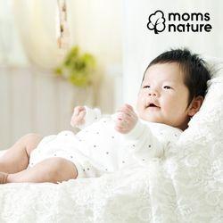 오가닉 신생아바디슈트  신생아옷