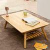원목 접이식 테이블 소형