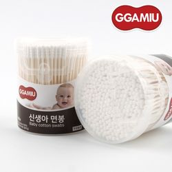 까미유 아기면봉 300P 신생아용