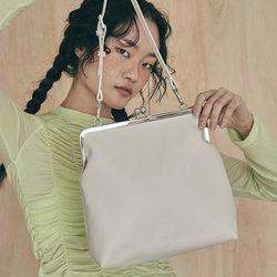 Amelie frame big bag (ivory)