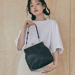 Amelie frame big bag (black)