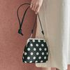 Amelie frame bag (dot black)