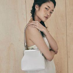 Amelie frame bag (snow white)