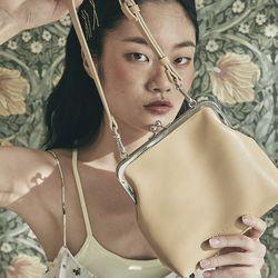 Amelie frame bag (beige)