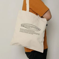 105 TOTEBAG ABOUT