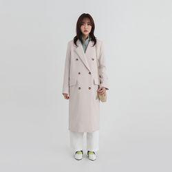 esther double long jacket (3colors)