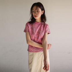 color dyeing mini t-shirt (3colors)