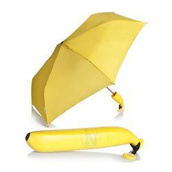 귀여운 바나나 우산
