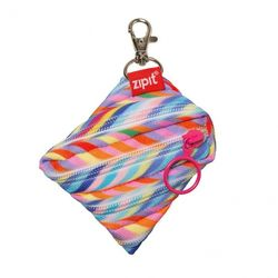 ZIPIT 집잇 지퍼동전지갑 (컬러즈 스트라이프)