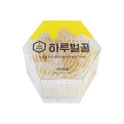 천연 꿀스틱 허니스틱 하루벌꿀 100회분