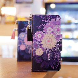 LG Q9 (LG Q925) Perla-Chic-T 수제 지갑 다이어리 케이스
