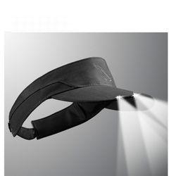 팬셜비젼 파워썬캡4구(48루멘)블랙