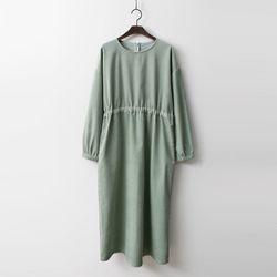 Corduroy Maxi Dress