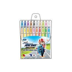 5500 미니빙글빙글색연필 (20색남)