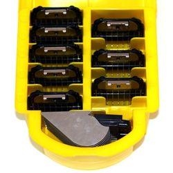 리케이 클립콤 세트 (9PCS) 3mm32mm