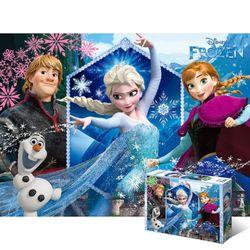 겨울왕국 눈의 꽃 직소퍼즐 디즈니 TPD100-46