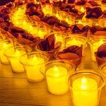 프로포즈 용품 LED촛불 세트 E