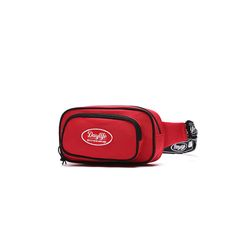 DAYLIFE X UNIONOBJET WAIST BAG - RED
