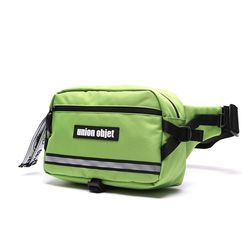 UNION TECH WAIST BAG  - LIME