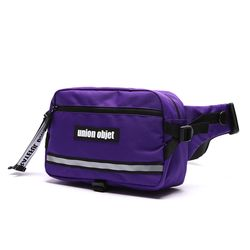 UNION TECH WAIST BAG  - PURPLE