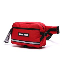 UNION TECH WAIST BAG  - RED