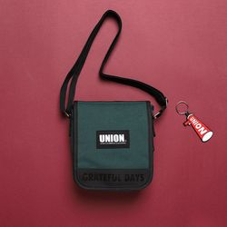 UNION COVER CROSS BAG - GREEN
