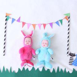 귀여운 쿨쿨아가 시즌3 아기 토끼