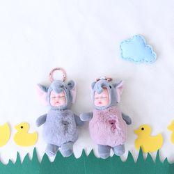 귀여운 쿨쿨아가 시즌3 아기 코끼리