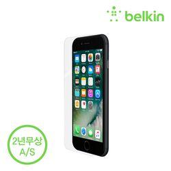 벨킨 아이폰8 아이폰7용 울트라 스크린 보호 필름 F8W810qe