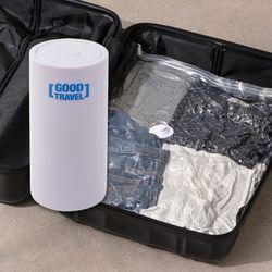 굿트래블 휴대용 진공압축기+압축팩 M