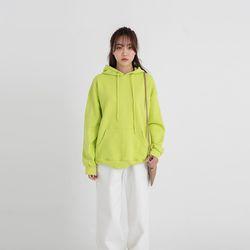 vivid boxy hoodie (7colors)