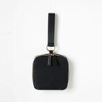 Square Mini Tote Bag (Black) - P004T BK
