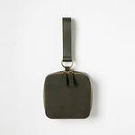 Square Mini Tote Bag (Green) - P004T GN
