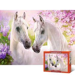 사랑중인 두 마리의 말 1000피스 직소퍼즐 LD104147