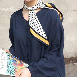 Sweet dot scarf