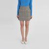 mono check mini skirt (2colors)