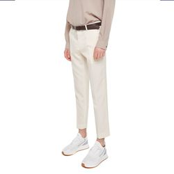 Salerno basic slacks (Ivory)