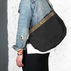 Daily Cross Bag - Light Weight ( 블랙 )
