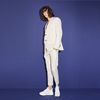 Salerno basic ss jacket (Ivory)