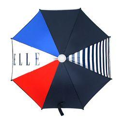 엘르핀 빗물받이 우산 53cm (네이비)