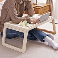 파스텔 노트북 좌식책상