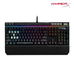 HyperX Alloy Elite RGB MX 갈축 HX-KB2BR2-USR1