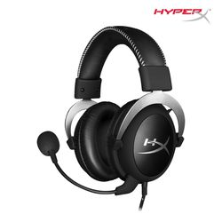 HyperX Cloud Silver 헤드셋 실버 HX-HSCL-SRNA