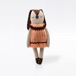 단순생활 감성인형 토끼
