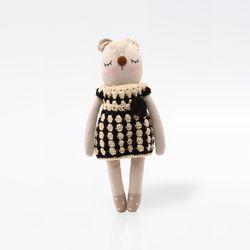 단순생활 감성인형 곰