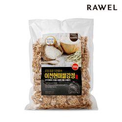 로엘 팝콩 이천현미쌀강정 350g 1봉