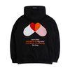 LAMC PILL HEART HOODY (BLACK)