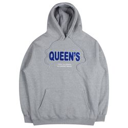 LAMC QUEENS HOODY (GRAY)